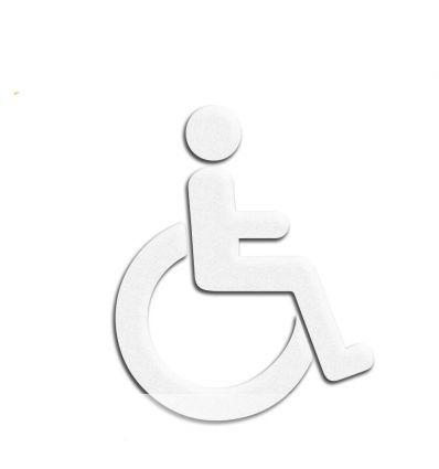 Thermocollés Logo Handicapé