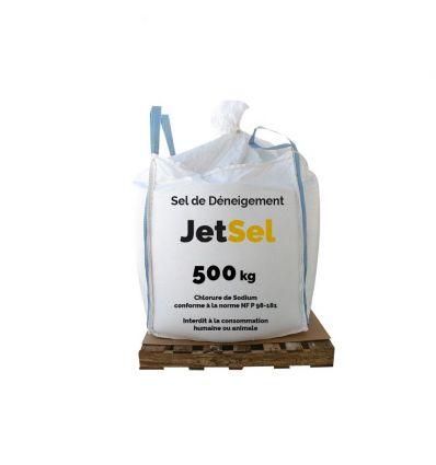 Sel de déneigement en big bag de 500kg mysignalisation