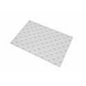 Dalle podotactile méthacrylate granité extérieure à coller