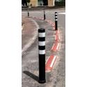 Potelet flexible de signalisation