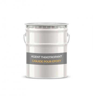 Agent thixotropant liquide pour époxy
