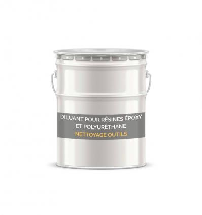Diluant pour résines époxy et polyuréthane et nettoyage outils