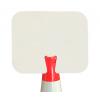 Panneau de signalisation à clipser