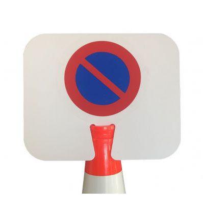 Panneau de signalisation à clipser Stationnement Interdit