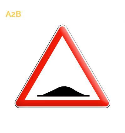 A2b - Panneau ralentisseur de type dos d'âne Mysignalisation.com