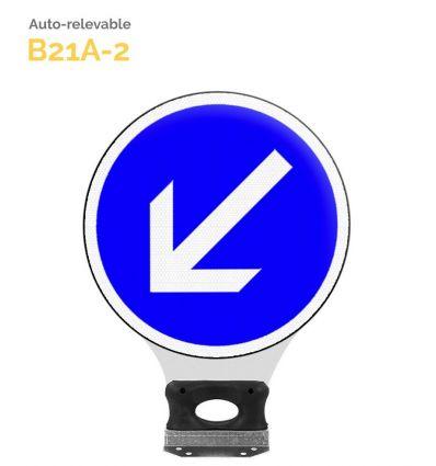 B21a2 - Balise Auto-Relevable Mysignalisation.com