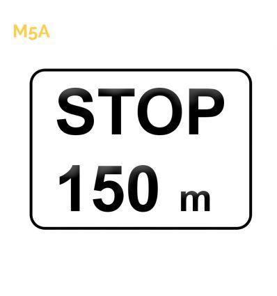 M5a - Panonceau STOP Mysignalisation.com
