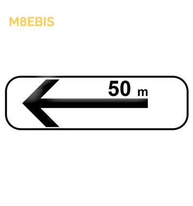 M8ebis - Panonceau d'application des prescriptions concernant l'arrêt et le stationnement  Mysignalisation.com