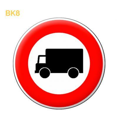 BK8 - Accès interdit Mysignalisation.com