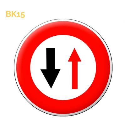 BK15 - Cédez le passage Mysignalisation.com