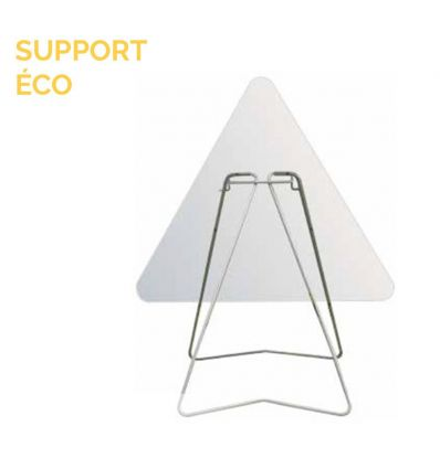 Support éco en acier galva
