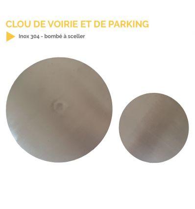 Clou de voirie et de parking mysignalisation