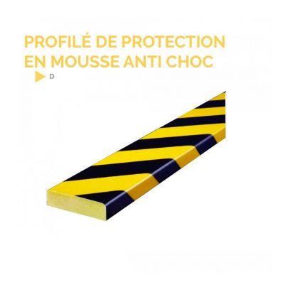 Profilé de protection en mousse anti choc Mysignalisation.com