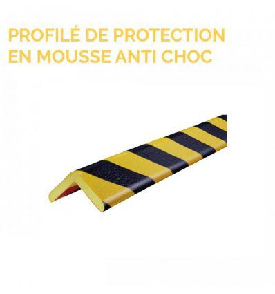 Profilé Knuffi de protection type H+