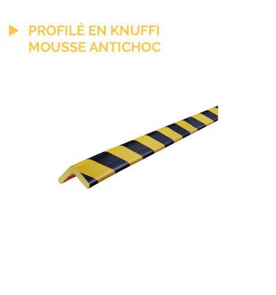 Profilé Knuffi de protection type H