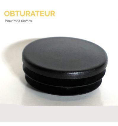 Obturateur / Cache pour mat Mysignalisation.com