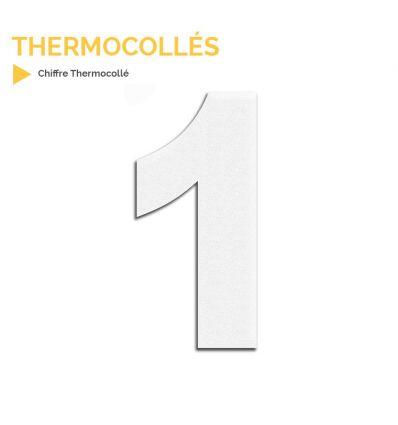 Chiffres thermocollés (de 0 à 9)