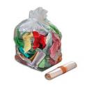Lot de 100 sacs poubelles 110 litres spécial Vigipirate