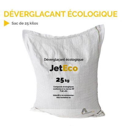 Déverglaçant écologique en Sac de 25kg (par 250kg)