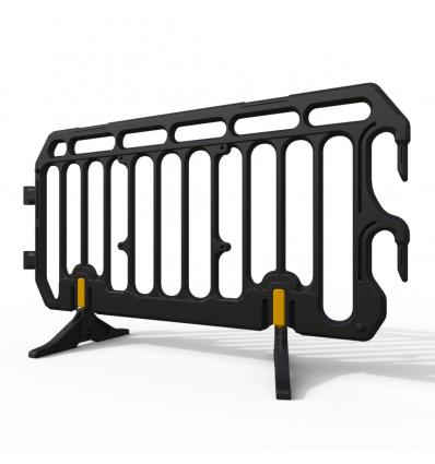 Barrière vauban en plastique ultra légère Prozon