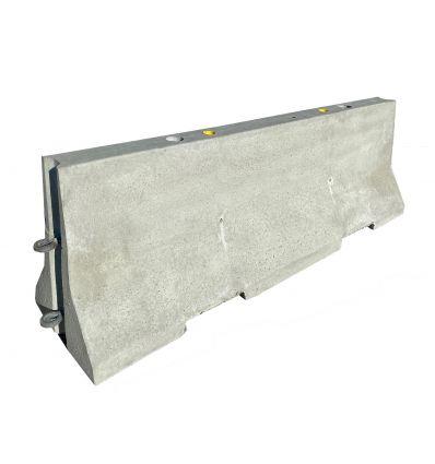DBA glissière en béton armé élément droit 2,40 mètres de long