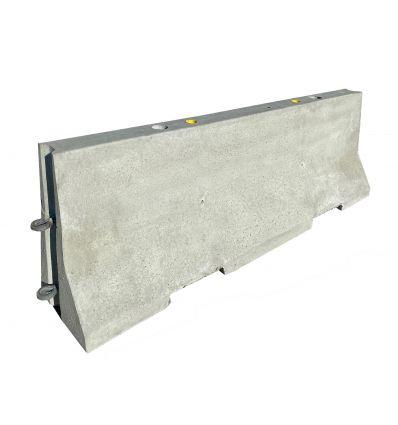 GBA glissière en béton armé élément droit 2,40 mètres de long
