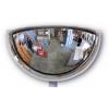 Miroir demi circulaire face